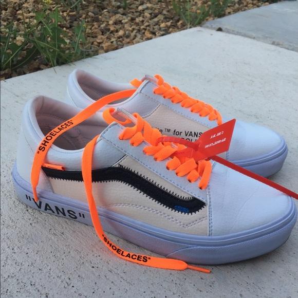 d4502d3686 Custom Off-White Vans. M 5af1116446aa7c33303b0e00. Other Shoes ...